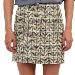 Kate Spade Harper Tweed Mini Skirt Boucle 4